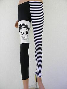 Sexy-Elastico-Leggings-pantalones-elasticos-multicolor-34-38-actual