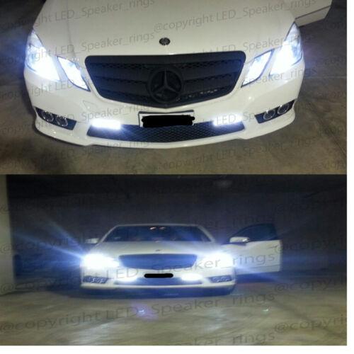 H7 HID Xenon Conversion Kit For Mercedes Benz E Class W212 /& 2pc LED Parking