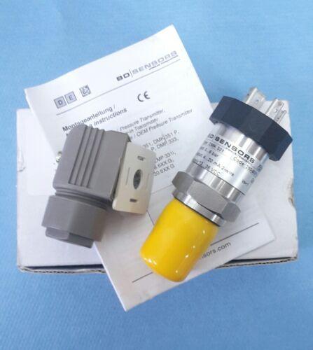 BD Sensors DMK331 Drucktransmitter 0-6bar Analog Pressure Transmitter 70724.2