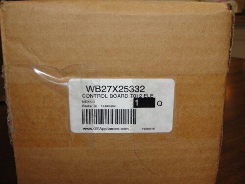 WB27X25332 CONTROL BOARD NEW IN BOX