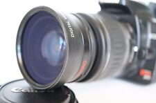 Macro Wide Angle Lens for Canon Eos Digital Rebel t5 t5i t4i t3i t2i xti 52mm 58