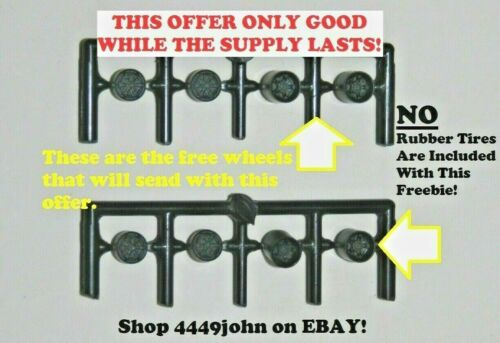 Athearn HO Scale Kenworth Conventional Tractor Parts sets 2 Sets AS SHOWN