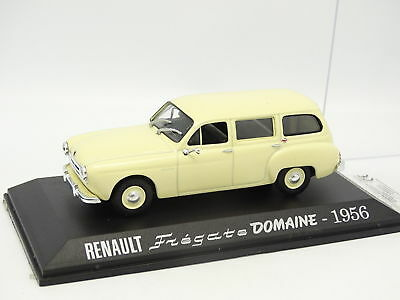 RENAULT FREGATE DOMAINE 1956 Crème NOREV Collection M6 1:43