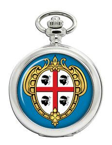 Sardinia-Sardegna-Italy-Pocket-Watch