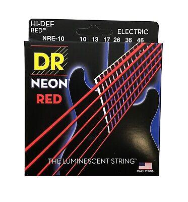DR Strings NWE-9 DR NEON Electric Guitar Strings White Light