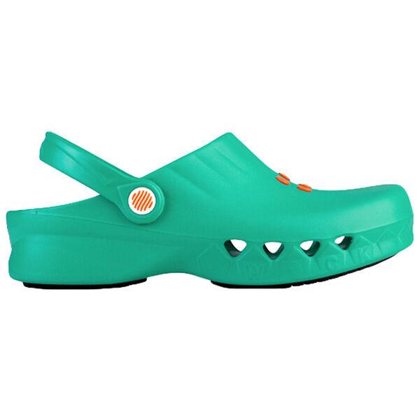 Wock nube clog zapatos verde 4510060 Clogs sandalia sandalia de zapatos de trabajo ESD