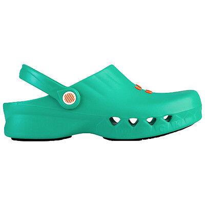 Bescheiden Wock Nube Clog Schuhe Green 4510060 Clogs Sandale Pantolette Arbeitsschuhe Esd Reines Und Mildes Aroma