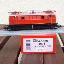 Rivarossi 1611 Altbau E-Lok Rh 1040.14 ÖBB Ep.4 DCC Digital m.Digital-Kupplungen