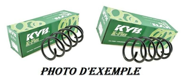 Kayaba RA6393 Ressort D'Amortisseur Arriere 2pcs FIAT 500 10.07-