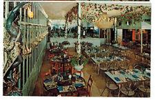 1960's/70's postcard- Peter Pan Inn, The Club Room, Urbanna, Maryland