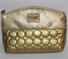 Pochette Prima Classe oro borsello originale porta documenti Alviero Martini