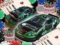 Jeff Gordon 2006 World Series Of Poker 1/24 Action Nascar Diecast