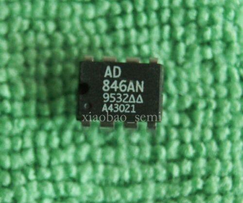 1 x AD846AN 450 V//us Precision Current-Feedback Op DIP-8