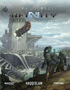 Infinity Rpg Weapons