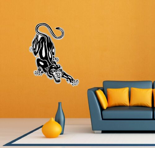 "Jaguar Puma Panthera Room Wall Garage Decor Sticker Decal 18/""X25/"""