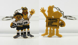 Details Zu Fussball Wm 1974 Maskottchen Asuntol Bayer Werbefigur Bully Musterfigur