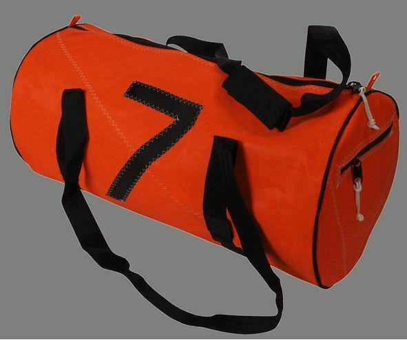 Sailstad Holdall Zak Medium --oranje