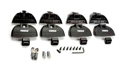 THULE Rapid System 753 Fußsatz Lastenträgerfußsatz elegant und niedrig