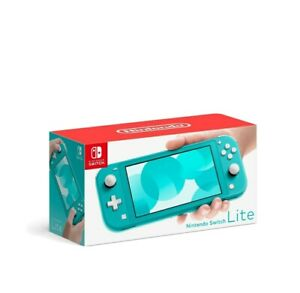 NEW-Nintendo-Switch-Lite-Handheld-Console-Turquoise