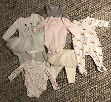 GAP Baby Girls Size 3-6 Months NWT Pink White Princess Crown Sun Beach Hat
