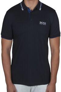 aebf88224 Hugo BOSS Paddy Pro Men's Polo Shirt Short Sleeve Regular Fit ...
