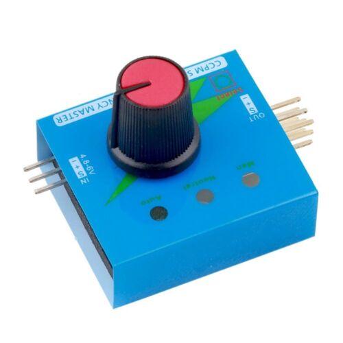 Multi Servo tester 3CH ECS speed controler tester Power Security High Quality