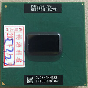 Intel-Pentium-M-780-2-26-GHz-2M-533MHz-Processor-Socket-479-Mobile-CPU