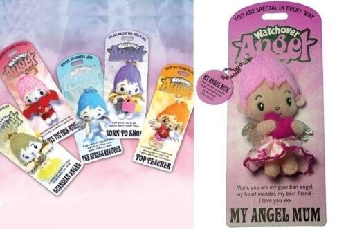 Watchover Voodoo Dolls Style Guardian Angel Keyrings//Charms Part 1