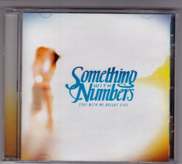 Something With Numbers - Stay With Me Bright Eyes - CD (PAR34 Below Par)