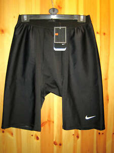 Nike-compression-shorts-base-layer-dri-fit-fabric-stretch-panels-new-XL-only