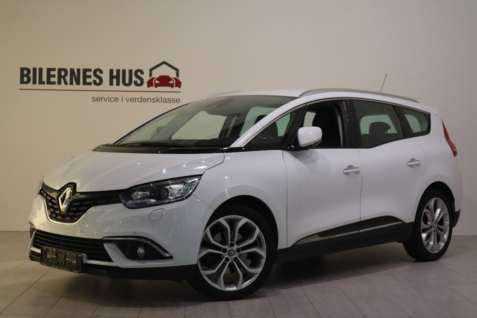 Renault Grand Scenic IV Billede 0