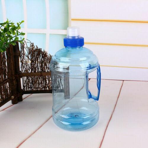 Outdoor 1L//2L BPA Free Drink Water Bottle Cap Kettle PET Sports Training Picnic