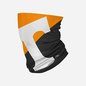 FOCO NCAA unisex-adult Colorblock Big Logo Scarf