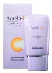 new amela ex anti melasma dark spot freckles treatment skin care cream ebay. Black Bedroom Furniture Sets. Home Design Ideas