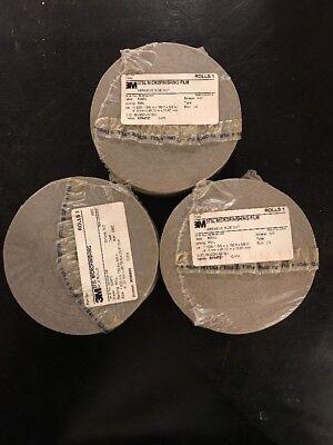 "362L 60 MIC MicroFinishing Film Sheets 100pk 1 3//8/"" X 3 5//8/"""