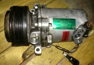 Compresseur Clim Bmw Serie 3 E46 320d Diesel Ebay