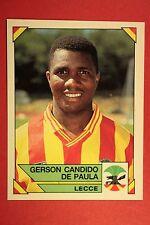 Panini Calciatori 1993/94 1993 1994 n. 162 LECCE DE PAULA DA EDICOLA !
