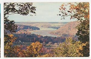 USA View from Bowmans Hill Washington Crossing Park Penn Postcard A808 - <span itemprop=availableAtOrFrom>Malvern, United Kingdom</span> - IF THE GOODS ARE NOT AS DESCRIBED PLEASE RETURN WITHIN 14 DAYS OF RECEIPT FOR FULL REFUND. Most purchases from business sellers are protected by the Consumer Contract Regulations 2013 whi - Malvern, United Kingdom