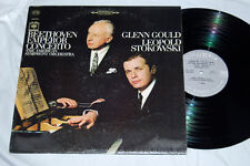 GOULD STOKOWSKI BEETHOVEN EMPEROR CONCERTO MS 6888 360 LP