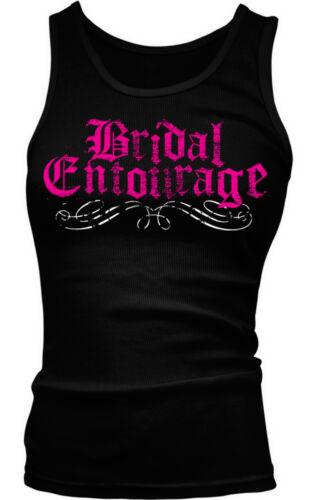 Bridal Entourage Bachelorette Party Wedding Marriage Boy Beater Tank Top
