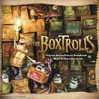 Boxtrolls [Original Motion Picture Soundtrack] [Digipak] by Dario Marianelli (CD, Sep-2014, Back Lot Music)