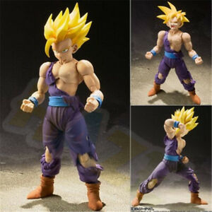 Anime-Dragon-Ball-Son-Gohan-14cm-PVC-Action-Figure-Model-Toy-Birthday-Present