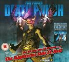 Wrong Side of Heaven and the Righteous Side of Hell, Vol. 2 [Deluxe Edition] [PA] [Digipak] by Five Finger Death Punch (CD, Nov-2013, 2 Discs, Eleven Seven)