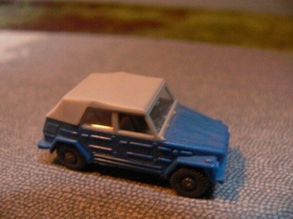 1 1 1 87 Wiking VW 181 Capri azul 039 c9c10a