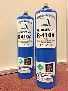 Details about R410, R410a, R-410a, Refrigerant, Air Conditioner, (2) 28 oz   Cans