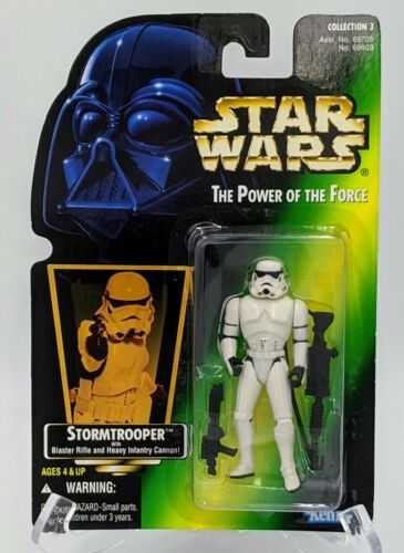 Choose your Kenner Star Wars Power of the Force Character ***FREE SHIPPING***