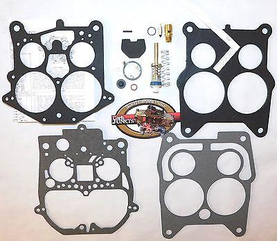 Rochester Quadrajet Carburetor Rebuild Kit 67 68 69 Cadillac 429 472 4 Barrel