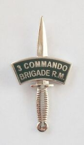 3-COMMANDO-BRIGADE-ROYAL-MARINES-LAPEL-PIN-OR-WALKING-STICK-MOUNT