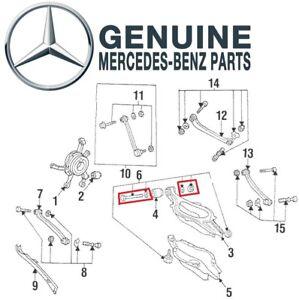 [CSDW_4250]   NEW Control Arm Mount Bolt Kit Genuine 1403505806 For Mercedes W140 500SEC  S500 | eBay | Mercedes 500sec Engine Diagram |  | eBay