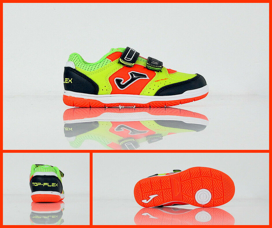 JOMA five-a-side football shoes baby INDOOR touch fastener TOP FLEX JR 816